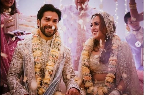 varun dhawan and natasha dalal wedding
